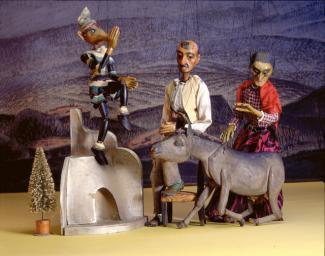 Gustave-Baumann-hand-carved-mixed-media-marionett.jpg (325×256)